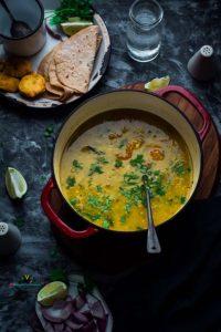 Gujarati Urad Dal Recipe (Adad Ni Dal)