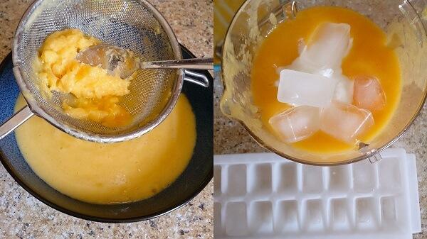 Pineapple Mango Orange Smoothie 2
