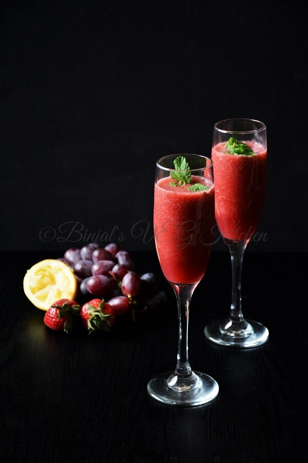 Grape Margarita