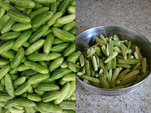 Ivy Gourd Stir Fry 1