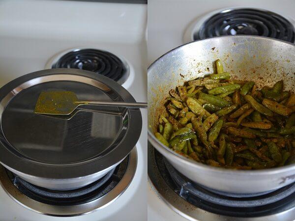 Ivy Gourd Stir Fry 3