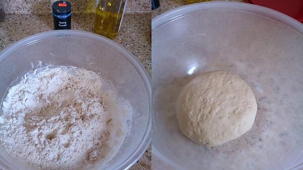 Homemade Tortillas 1