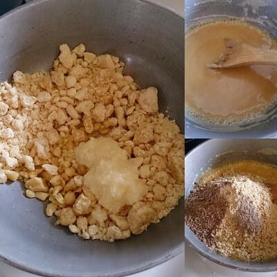 Peanut Flax Seeds Powder Bar Chikki 2