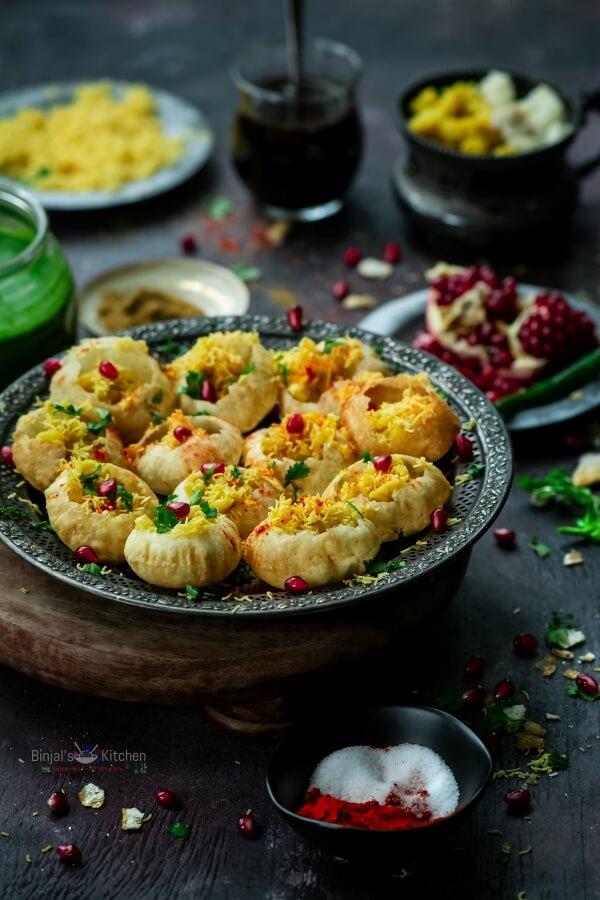 Sukha Puri Recipe
