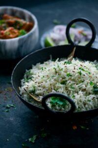 Jeera Rice Recipe Restaurant Style